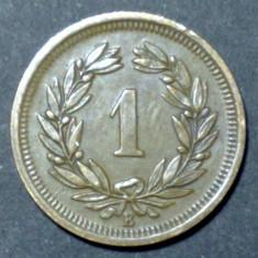 Elvetia 1 rappen 1938, Europa