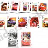 Carti de joc pentru copii - imprimeu Cars