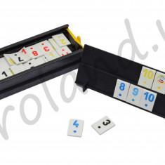 Set Joc Rummy Remi din plastic - Jocuri Logica si inteligenta