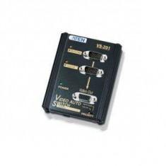 Multiplicator semnal video Aten VS201, intrare semnal video: 1xVGA, iesirese semnal video: 2xVGA