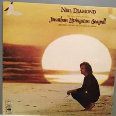 NEIL DIAMOND - JONATHAN LIVINGSTONE SEAGULL (1973/CBS REC/ISRAEL) - Vinil - Muzica Pop Columbia