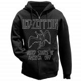LED ZEPPELIN USA 77 Sweatshirt Hooded (hanorac)