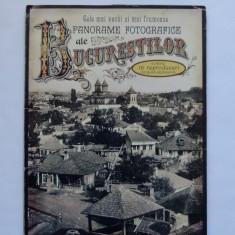FOTO-FOTOGRAFII BUCURESTILOR 1856-1877, SZATHMARI, DUSCHEK, MANDY, BUCURESTI - Carte Fotografie
