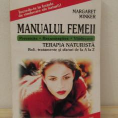MARGARET MINKER - MANUALUL FEMEII - Carte Alimentatie