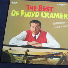 Floyd Cramer - The Best Of Floyd Cramer _ vinyl, LP, RCA (Germania) - Muzica Pop rca records, VINIL