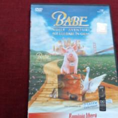 DVD FILM BABE 2 - Film comedie, Romana