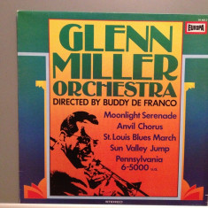 GLENN MILLER ORCH. dir BUDDY de FRANCO (1978/MILLER/RFG) - Vinil/Impecabil(NM) - Muzica Jazz Altele