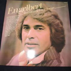 Engelbert Humperdinck - 16 Greatest Love Songs _ vinyl, LP _ Contour (UK) - Muzica Pop Altele, VINIL