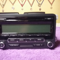 Radio CD Volkswagen Delphi - CD Player MP3 auto Blaupunkt