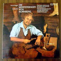 Disc vinil_R. Wagner_Maeștrii cântăreți din Nürnberg * cod 3 - Muzica Opera Altele