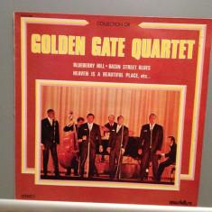 GOLDEN GATE QUARTET - COLLECTION OR (1976/MUSIDISC/RFG) - Vinil/IMPECABIL(NM) - Muzica Jazz universal records