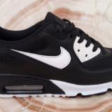 Adidasi Nike Air Max Barbati Negru Alb - Adidasi barbati Nike, Marime: 40, 41, 42, 43, 44, Culoare: Din imagine, Textil