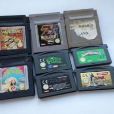 GAME BOY JOCURI PLUS JOC PLUS O DISCHETA. - Jocuri Game Boy