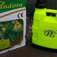 Pompa de stropit manuala Pandora, 12 L - Pulverizator