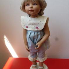 Papusa de colectie serie limitata de gabrielle muller sally