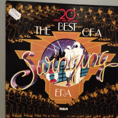 THE BEST OF A SWINGING..- L.ARMSTRONG, C.BASIE..(1977/RCA /RFG) - Vinil/Impecabil - Muzica Jazz rca records