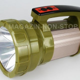 Lanterna LED 24+1 220V 10W Cu Acumulator USB Si Bec Urgente BB001