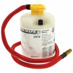 Rezerva kit reparatie pana Sumex Car+, solutie lichida compresor, 450 ml
