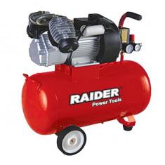 Compresor de aer 100 L x 2200 W Raider Power Tools RD-AC03 - Compresor Service