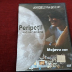 DVD FILM PERIPETII SUB CLAR DE LUNA - Film comedie, Romana