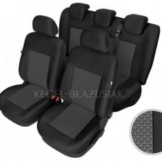 Set huse scaun model Apollo pentru Dacia Logan MCV set huse auto Fata + Spate - Husa scaun auto