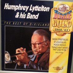 HUMPHREY LYTTELTON & HIS BAND - THE BEST(1989/PHILIPS/RFG) - Vinil/IMPECABIL(NM) - Muzica Jazz universal records