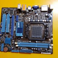 43G.Placa De Baza ASUS M5A78L-M LE, 2xDDR3, Socket AM3, VGA-DVI, Pentru AMD, DDR2, Ultra ATX