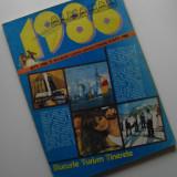 Almanah turistic pentru tineret, BTT 1986
