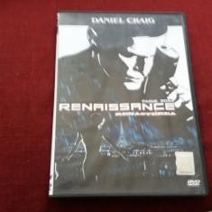 DVD FILM  RENAISSANCE, Romana