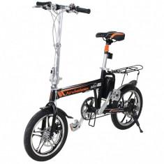 Bicicleta electrica foldabila Airwheel R5 Black