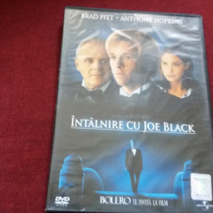 DVD FILM INTALNIRE CU JOE BLACK - Film drama, Romana