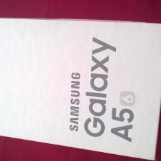 Telefon A5(2016) - Telefon Samsung, Negru, Neblocat, Single SIM