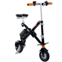 Bicicleta electrica foldabila Airwheel E6 Black