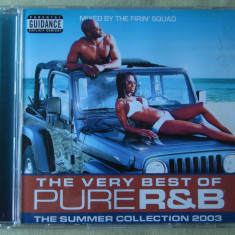 The Very Best Of PURE R & B - 2 C D Originale ca NOI - Muzica R&B