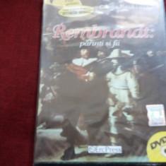 DVD FILM  REMBRANDT PARINTII SI FII SIGILAT, Romana