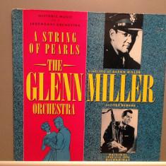 GLENN MILLER - A STRING OF PEARLS (1985/BULLDOG /ENGLAND) - Vinil/Impecabil(NM) - Muzica Jazz Altele