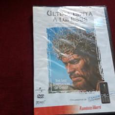 DVD FILM ULTIMA ISPITA A LUI IISUS - Film drama, Romana