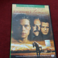 DVD FILM LEGENDELE TOAMNEI - Film drama Altele, Romana
