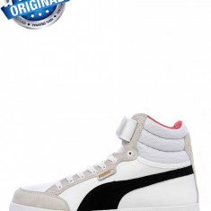 GHETE ADIDASI ORIGINALI 100% PUMA IKAZ MID LEATHER nr 40.5 ;41 - Ghete barbati Puma, Culoare: Din imagine