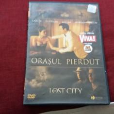 DVD FILM ORASUL PIERDUT - Film drama Altele, Romana