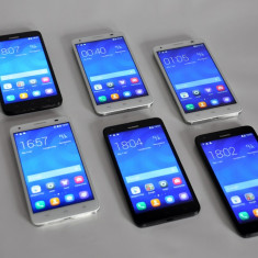 Telefon mobil Huawei G750 Octa Core Dual SIM Camera 13Mp, 5.5