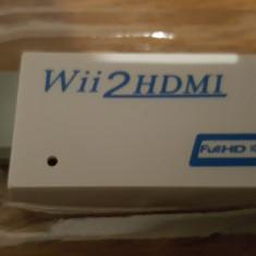 WII HDMI convertor nou