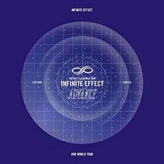 Infinite - Infinite.. ( 3 DVD + 1 CD ) - DVD Playere