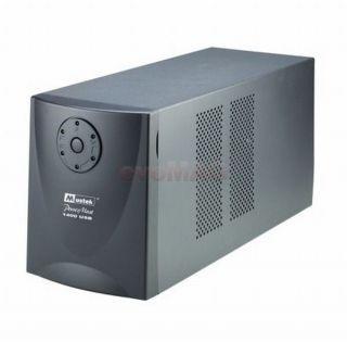 UPS Mustek PowerMust 1400 USB, fara acumulatori, garantie 12 luni. foto mare