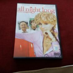 DVD FILM ALL NIGHT LONG - Film comedie, Romana