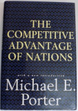 The competitive advantage of nations  / Michael E. Porter