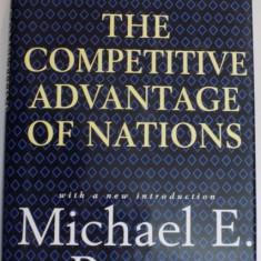 The competitive advantage of nations / Michael E. Porter - Carte Management