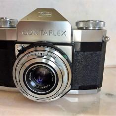 CONTAFLEX ZEISS IKON APARAT FOTO - Aparat Foto cu Film Kodak, SLR, Mediu