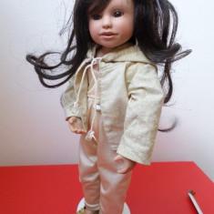 Papusa de colectie serie limitata de gabrielle muller krissy
