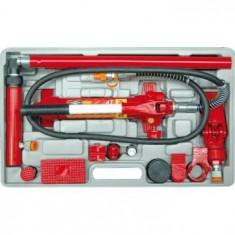 Pompa Hidraulica pentru indreptat caroserie 4T cu accesorii Vorel 80402